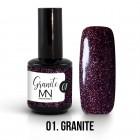 Gél Lakk Granite 01 - 12ml