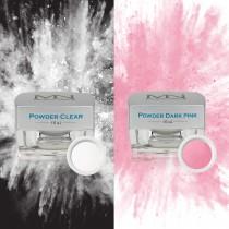 Clear és Pink Porok