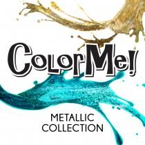 ColorMe! - Gél Lakk Metál Kollekció 12 ml