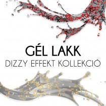 Gél Lakk Dizzy Kollekció 12 ml