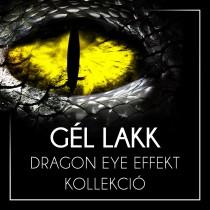 Gél Lakk Dragon Eye (Mágneses) Kollekció 12 ml