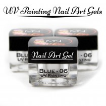 Festő Színes Zselék - Nail Art Gels