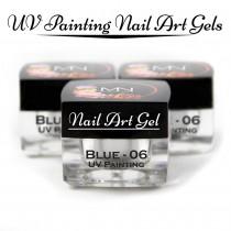 UV Festő Színes Zselék - Nail Art Gels