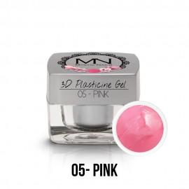 3D Gyurma Zselé - 05 - Pink - 3,5g