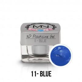 3D Gyurma Zselé - 11 - Blue - 3,5g