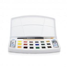Akvarell Szett - professzionális (18+2 szín)