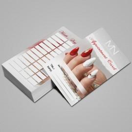 Időpontkártya Angol - 2020 - 02 - 25 db / szett*