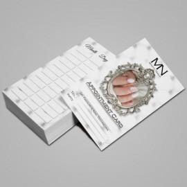 Időpontkártya Angol 02 - 25 db / szett