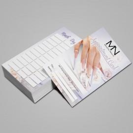 Időpontkártya Angol 05 - 25 db / szett
