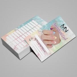 Időpontkártya Angol - 2019 - 03 - 25 db / szett*