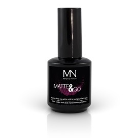Matte & Go Top Gel - 10ml