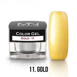 Színes Zselé - 11 - Gold - 4g