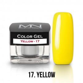 Színes Zselé - 17 - Yellow - 4g