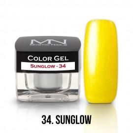 Színes Zselé - 34 - Sunglow - 4g