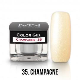 Színes Zselé - 35 - Champagne - 4g