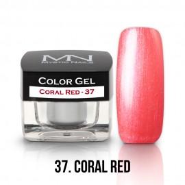 Színes Zselé - 37 - Coral Red - 4g