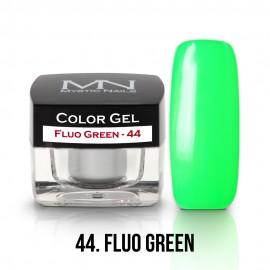 Színes Zselé - 44 - Fluo Green - 4g