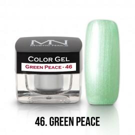 Színes Zselé - 46 - Green Peace - 4g