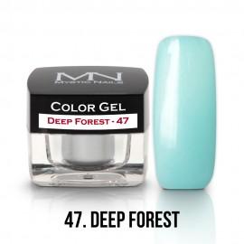 Színes Zselé - 47 - Deep Forest - 4g