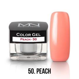 Színes Zselé - 50 - Peach - 4g