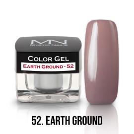 Színes Zselé - 52 - Earth Ground - 4g
