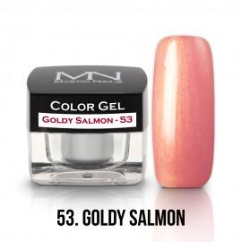 Színes Zselé - 53 - Goldy Salmon - 4g