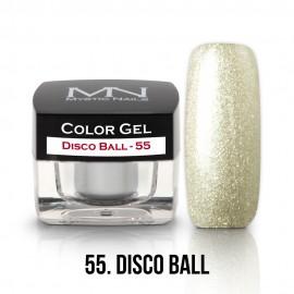 Színes Zselé - 55 - Disco Ball - 4g