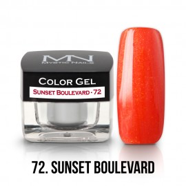 Színes Zselé - 72 - Sunset Boulevard - 4g