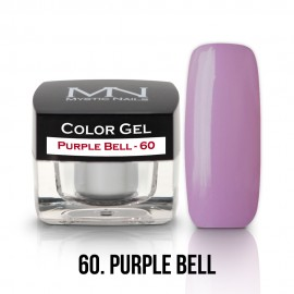 Színes Zselé - 60 - Purple Bell - 4g