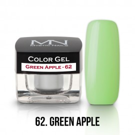 Színes Zselé - 62 - Green Apple - 4g