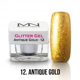 Csillám Zselé - no.12. - Antique Gold - 4g