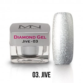 Diamond Zselé - no.03. - Jive - 4g