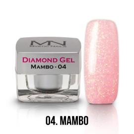 Diamond Zselé - no.04. - Mambo - 4g