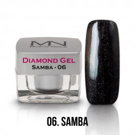 Diamond Zselé - no.06. - Samba - 4g