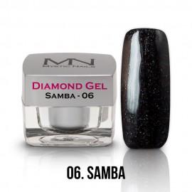 Diamond Zselé - no.06. - Samba - 4g