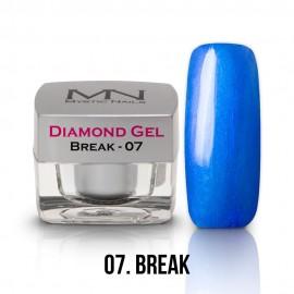 Diamond Zselé - no.07. - Break - 4g
