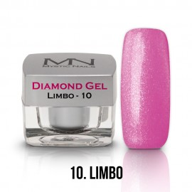 Diamond Zselé - no.10. - Limbo - 4g