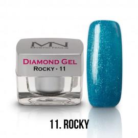 Diamond Zselé - no.11. - Rocky - 4g