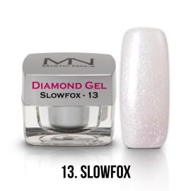 Diamond Zselé - no.13. - Slowfox - 4g