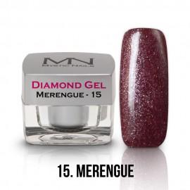 Diamond Zselé - no.15. - Merengue - 4g