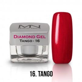 Diamond Zselé - no.16. - Tango - 4g