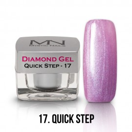 Diamond Zselé - no.17. - Quick Step - 4g