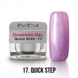 Diamond Zselé - no.17. - Quick Step - 4g