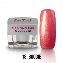Diamond Zselé - no.18. - Boogie - 4g