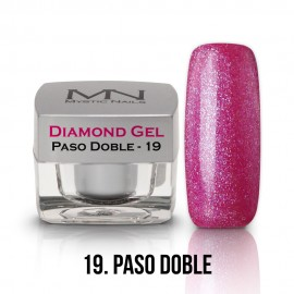 Diamond Zselé - no.19. - Paso Doble - 4g