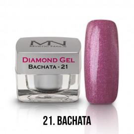 Diamond Zselé - no.21. - Bachata - 4g