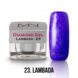 Diamond Zselé - no.23. - Lambada - 4g