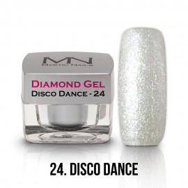 Diamond Zselé - no.24. - Disco Dance - 4g