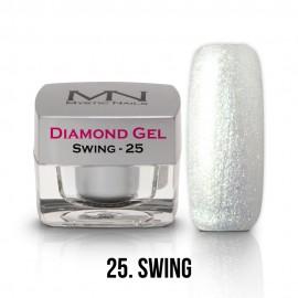 Diamond Zselé - no.25. - Swing - 4g