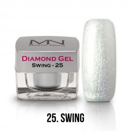 Diamond Zselé - no.25. - Swing - 4g